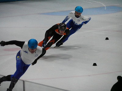 Regiocup shorttrack