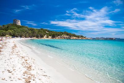 La Spiaggia di Cala Pira- Villasimius