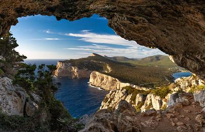 Grotta dei Vasi Rotti - Capo Caccia - Alghero