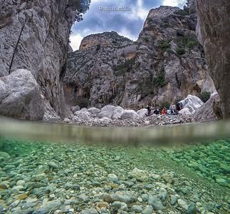 Canyon di Gorroppu