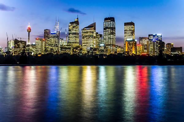 Sydney light