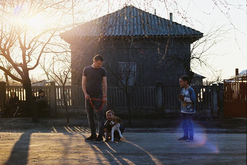 Joaca la apus, martie 2019, film 35mm