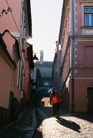Zi friguroasa in Sibiu, dec. 2018