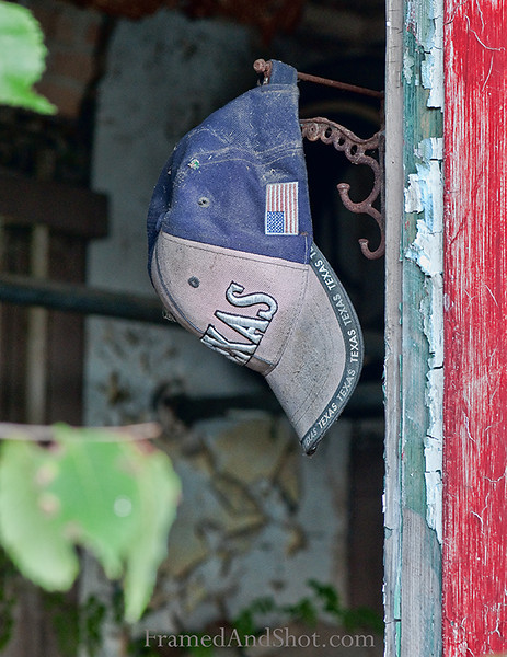 <h4>Wherever I Hang My Hat<br> This saying is true for Texas as well, but more often it is a baseball caps….