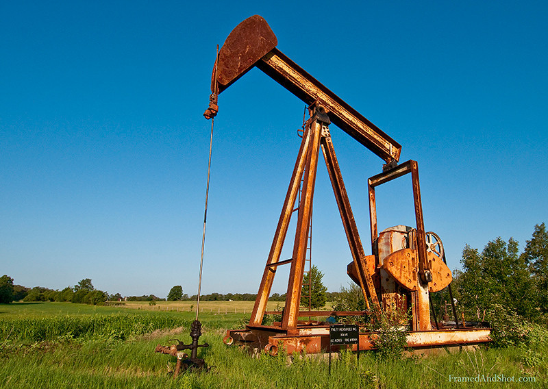 <h4>Nodding Donkey<br> No series from Texas would be complete without the nodding donkey. The pumpjack (also known as nodding donkey, pumping unit, horsehead pump, beam pump, sucker rod pump (SRP), grasshopper pump, thirsty bird and jack pump) is the overground drive for a reciprocating piston pump. To summarize: what every you call it, this is a slow moving pump for low pressure oil reservoirs . And it is a common sight (and smell!) when you are on a road trip in Texas