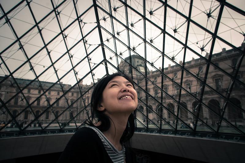 Paříž, Louvre