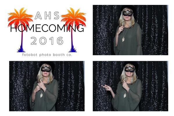 AHS Homecming 2016