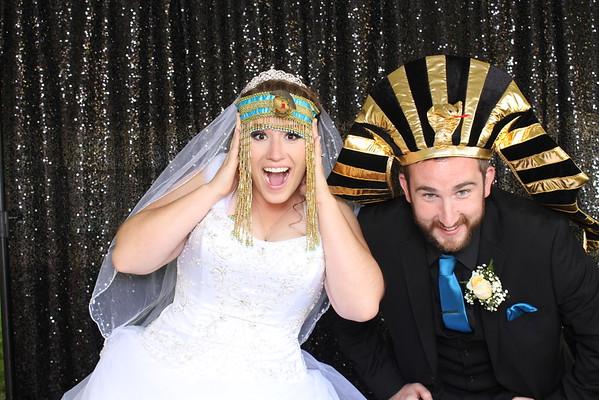 Brandon and Rebecca