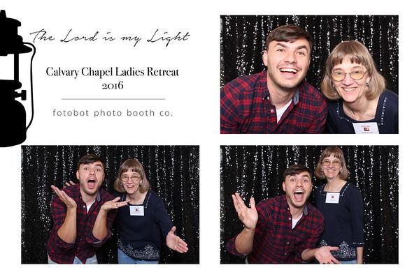 Calvary Chapel Ladies Retreat 2016