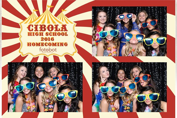 Cibola High School Homecoming 2016