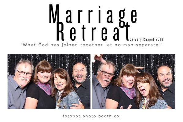 Couples Retreat 2016