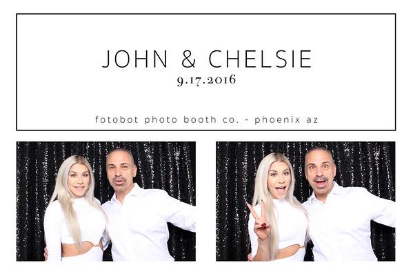 John and Chelsie Gambo