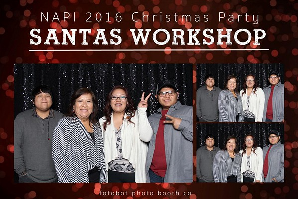 NAPI Christmas Event