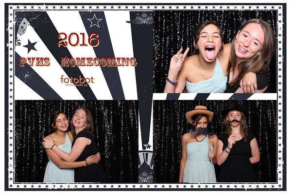 PVHS Homecoming 2016