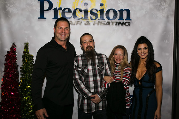 Precision Air and Heating Christmas 2016