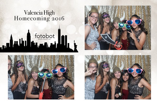 Valencia HS Homecoming 2016