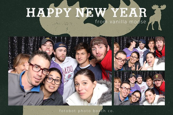 Vanilla Moose New Years Eve