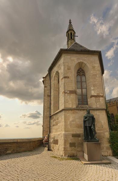 00 Langs Duitse kastelen_Burg Hohenzollern
