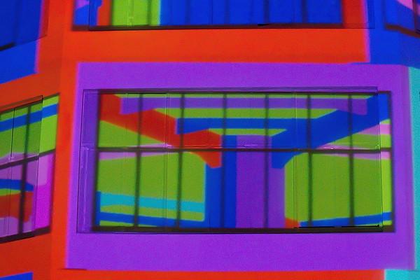 Verschuivende kleuren 6