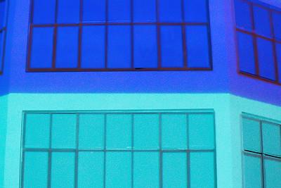 Verschuivende kleuren 4