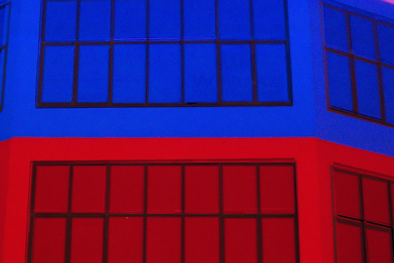 Verschuivende kleuren 3