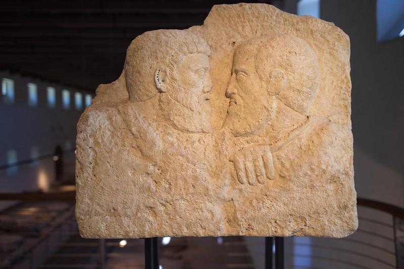 Dubbelportret Petrus en Paulus (4e eeuw)