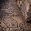 Mozaïekvloer kerk Aquileia (4e eeuw)