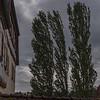 het plaatsje Altensteig in het Schwarzwald