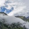In de buurt van het plaatsje Cogne (nabij Aosta )