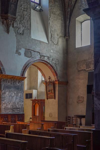 Aosta Oud kerkje