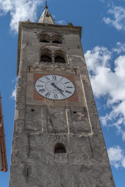 Aosta in Italië