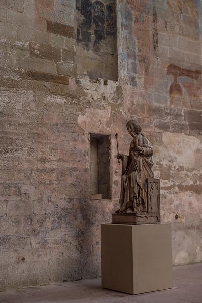 Kloster Maulbronn (12 eeuw, Cisterziënzers)  in het Schwarzwald