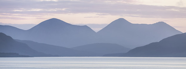 Skyline of the Cuillins