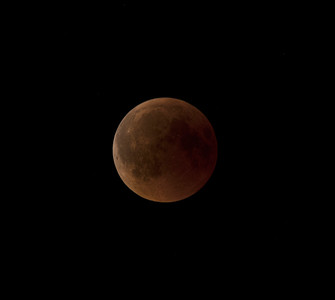 Total Lunar Eclipse, 2018 July 31