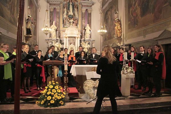 Koncert Marijinih pesmi na Šutni v Kamniku, 23. maj 2015 (Foto: Igor Gregorc)