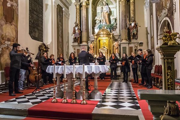 Božični koncert v Kamniku: Vox Annae (foto: Ana Pogačar)