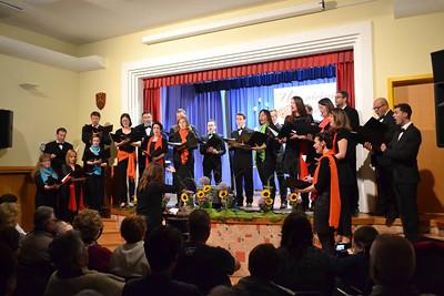 """Dobrodelni koncert """"Uresničimo sanje"""" v Šmarci, 16. aprila 2016 (Foto: Matic Maček)"""