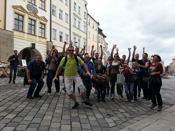 Cantemus na Češkem, junij 2016 (foto: Davor Gregorc)