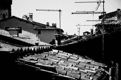 Rooftops and antennas [#001]