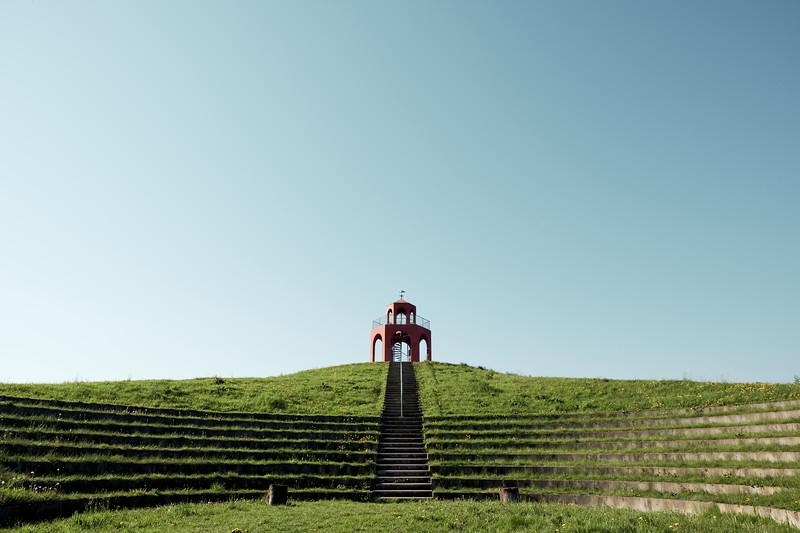Toren en amfitheater Reiderwolde #2