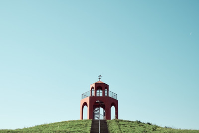 Toren en amfitheater Reiderwolde