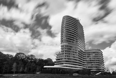 DUO gebouw Groningen #2 [zw]