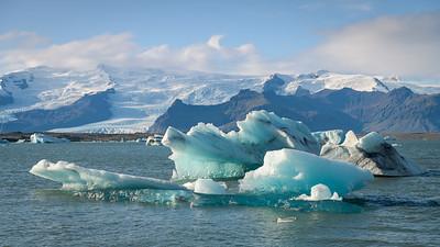 """""""Lago glaciar"""""""
