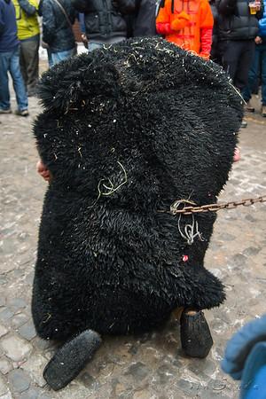 Carnabal de Bielsa. Sometiendo el invierno.