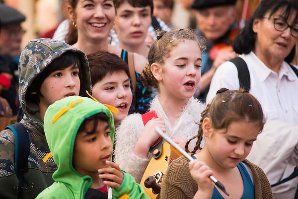 La Pantalonada. Carnaval biarnés 15