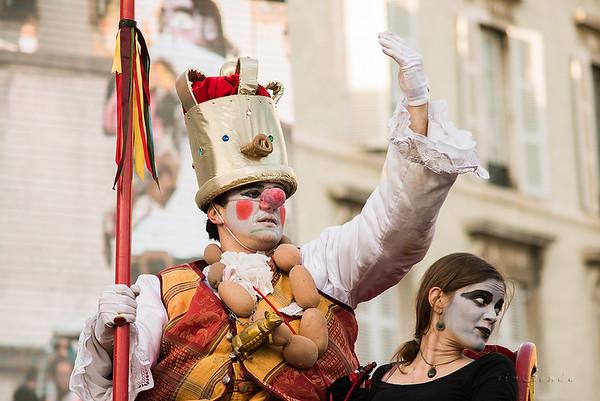 La Pantalonada. Carnaval biarnés 18