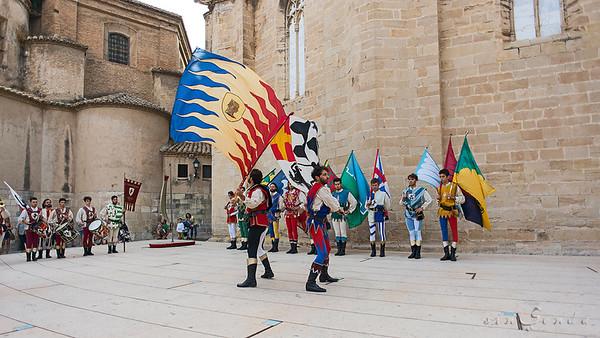 Sbandieratori di Arezzo IX