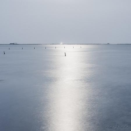 Blue dock VI