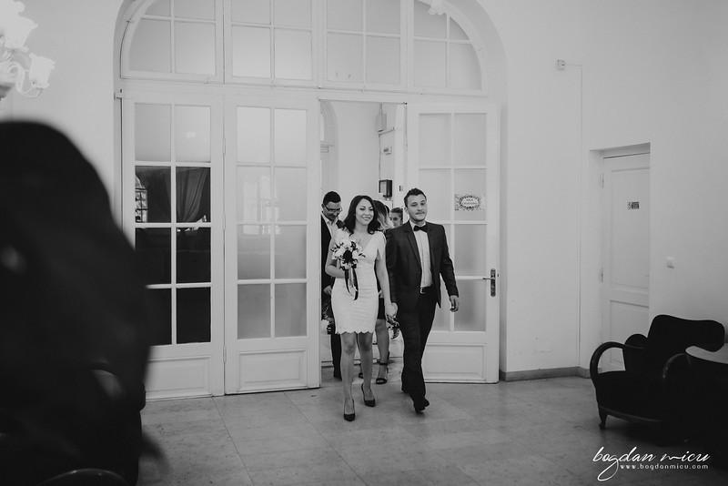 0082 - Irina si Bogdan - Cununie Civila