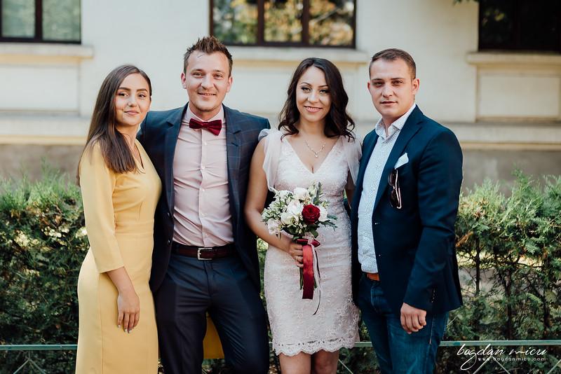 0252 - Irina si Bogdan - Cununie Civila